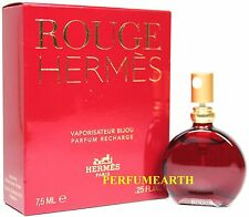 Rouge Hermes By Hermes 0.25oz./7.5ml Edp Spray Refill For Women New In Box