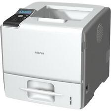 Ricoh Aficio SP 5200DN Workgroup Black & White Laser Printer 47 PPM W/ Toner