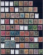 Schweden kleine Sammlung gestempelt bis 1953 und Anhang!