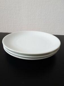Kuchenteller D 22 cm Rosenthal TAC  Dynamic Black /& White