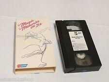 Magic Memories on Ice CBS Fox ABC skating decades sports VHS movie tape RARE