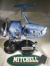 Mitchell Match 440A Reel Sky Blue 4th Vrs Restored!
