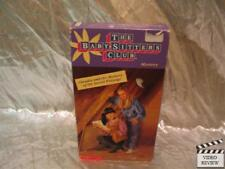 Babysitters Club VHS Claudia and the Mystery of the Secret Passage; Good