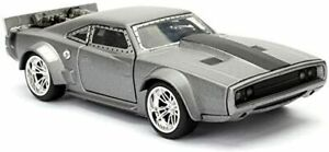 Jada Fast & Furious 1:32 Scale Dom's Ice Charger Model Car  98299