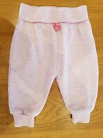 Primark Baby Pink Tracksuit Bottoms - 0-3 months - Combined P&P