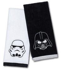 Star Wars Hand Towel Set - Darth Vader and Stormtrooper - Set of 2 Towels