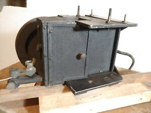 Vintage 35 Mm Motion Picture Sound Head For Powers Projector 1930s