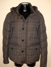 HACKETT LONDON - DOWN JACKET - jacket - COAT - TWEED DOWN JKT - t . XL - NEW
