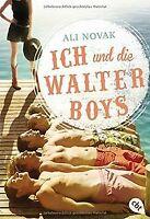 Ich und die Walter Boys von Novak, Ali   Buch   Zustand gut
