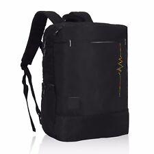 Hynes Eagle Minimalist City Backpack for Up to 15.6 inch Laptop Shoulder Handbag