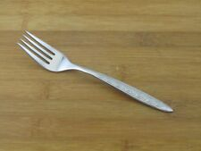 """Gorham Vivero Salad Dessert Fork 6 3/4"""" Stainless Flatware Silverware"""