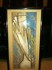 PHIL PARADISE Signed Original Art Caribe II  Edition 2