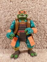 1993 Playmates TMNT Teenage Mutant Ninja Turtles Movie III Michaelangelo Figure