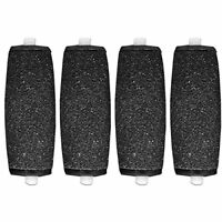 4 X Compatible Scholl Velvet Smooth Express Diamond Pedi Replacement Roller By C
