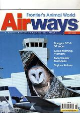 Airways 2008 May Frontier,DC8,Skybus Airlines