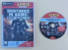 Jeu PC BROTHERS IN ARMS ROAD TO HILL 30