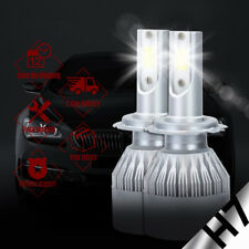 2x H7 6500K 388W 38800LM LED High Beam CREE Error Free Canbus Headlight LED Bulb