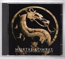 CD / MORTAL KOMBAT (B.O DE FILM)