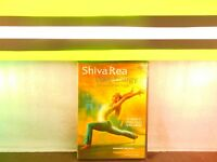 Shiva Rea Daily Energy - Vinyasa Flow Yoga DVD New Sealed