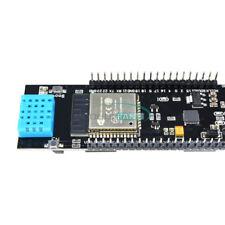 Esp32 Wifiampbluetooth Cp2104 Dht11 Temperature Humidity Sensor 18650 Battery Base