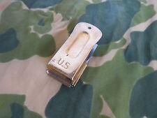 Us Army D-Day Paratrooper signaling cricket clicker invasión Clacker marine WWII