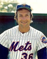 New York Mets- Jerry Koosman -Up Close