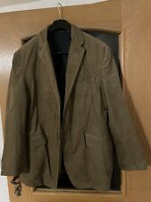 Sakko Jacket Cord Herren XXl Gr. 56 Beige