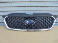 JDM 07 09 Subaru Legacy BP5 BL5 BPE BP9 STi Front Grill Grille Option Black OEM