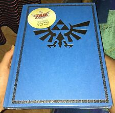 ZELDA SKYWARD SWORD GUIDE (HARDCOVER) INCLUDES MAP, NEW!