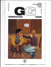 Generation GONE # 4 (Image Comics, oct 2017), NM NEUF