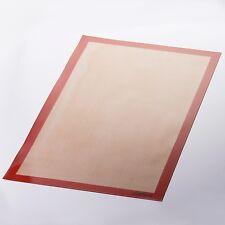 "Steadys MA-0104FG Premium Non-Stick Silicone Baking Mat Full Size: 24.4""x16.5"""