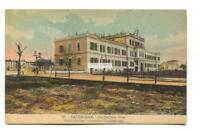 Salonica - Greecian Orphanage - postcard from 1917