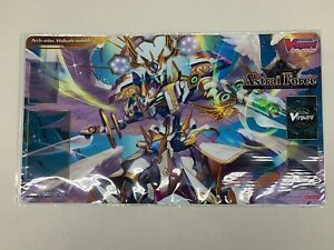 Cardfight!! Vanguard - Astral Force Sneak Preview Playmat Malkuth-melekh