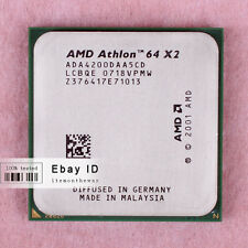 Free shipping ADA4200DAA5CD AMD Athlon 64 X2 4200+ CPU 2.2 GHz Socket 939