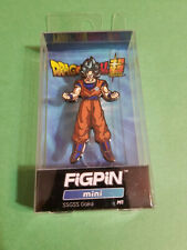 New - FiGpiN Mini - Dragon Ball Z Super: Ssgss Goku M1 - Collectible -Free ShipN