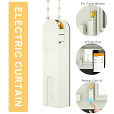 Smart Chain Roller Blind Shade Curtain Shutter Drive Motor Power By APP Control