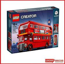 LEGO® Creator Expert - 10258 Londoner Bus + NEU & OVP +