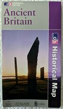 Ordnance Survey • Historical Map of Ancient Britain • 2011