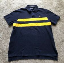 Vintage Men's Polo Ralph Lauren OG Polo Sport Spell Out Rugby L Crest Supreme