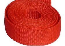 Red Sewing Webbings