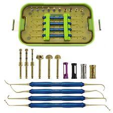 Dask Dental Dentium Sinus Implant Elevation Drill Stopper Hand Instrument Kit
