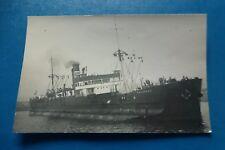 E414 - SS OSTERHAV Ship PHOTO