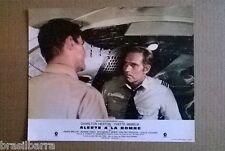 """9 PHOTOS DE CINEMA : """"ALERTE A LA BOMBE"""" 1972"""