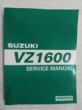 Suzuki New VZ1600 M95 Marauder Boulevard 04-05 Factory Manuel 99500-39260-01E