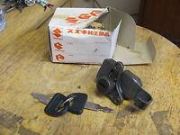 NOS OEM Suzuki Helmet Lock Ass GSX550 GS550 1983-86 95700-43510