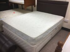 Slumberland King Size Bed With Storage Drawers