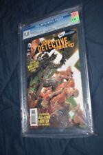 Detective Comics #27 New 52 CGC 9.8 Tony Daniel Variant Batman Anniversary