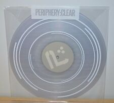 PERIPHERY - Clear, Limited German Import CLEAR/WHITE VINYL EP New & Sealed!