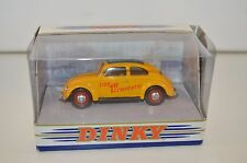 Dinky Matchbox DY6-C Volkswagen KAFER Beetle DDS Code 3 yellow Mint boxed