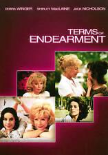 Terms of Endearment DVD, Jeff Daniels, Debra Winger, Jack Nicholson, Shirley Mac